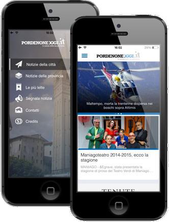 lenpix_pordenoneoggi_app