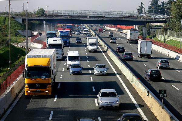 autostrada milano rimini traffico - photo#43