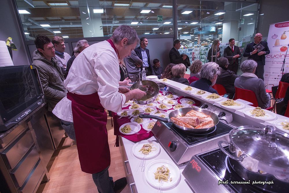 Fiere conclusa con successo 4 a edizione di cucinare for Fiera di pordenone
