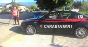 carabinieri telelaser
