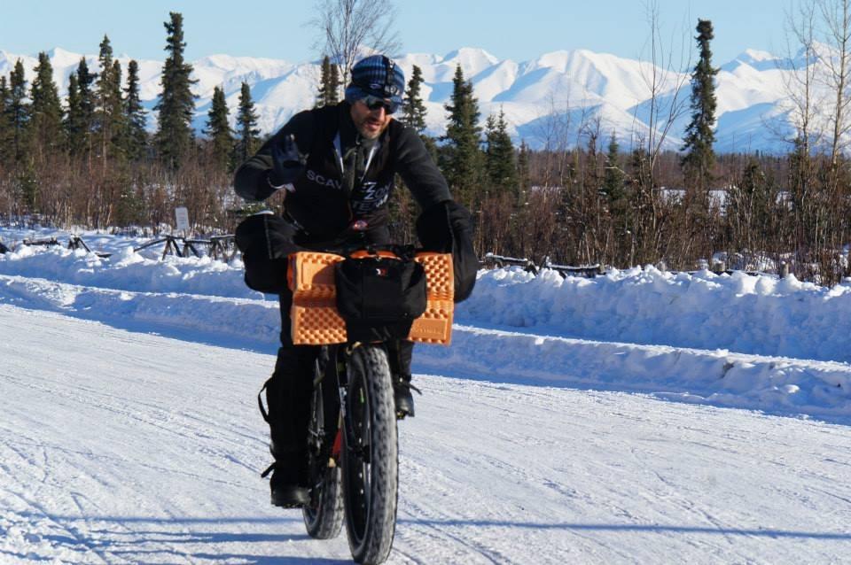 Renzo Fornaro Presenta La Sua Ultramaratona In Alaska 560