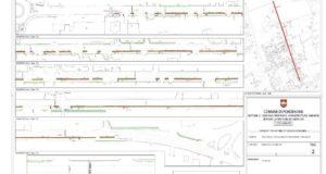 progetto-pista ciclabile via montereale