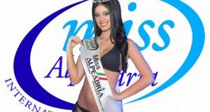 Giorgia Miss Alpe Adria