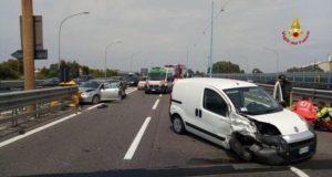 Incidente stradale Mestre