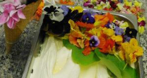 gelato ai fiori