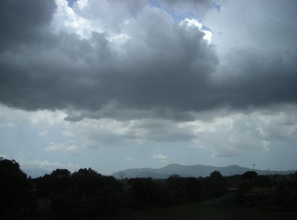Maltempo: in arrivo temporali in Fvg e venti di burrasca