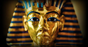 maschera aurea