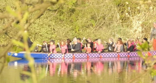 giro in dragon boat