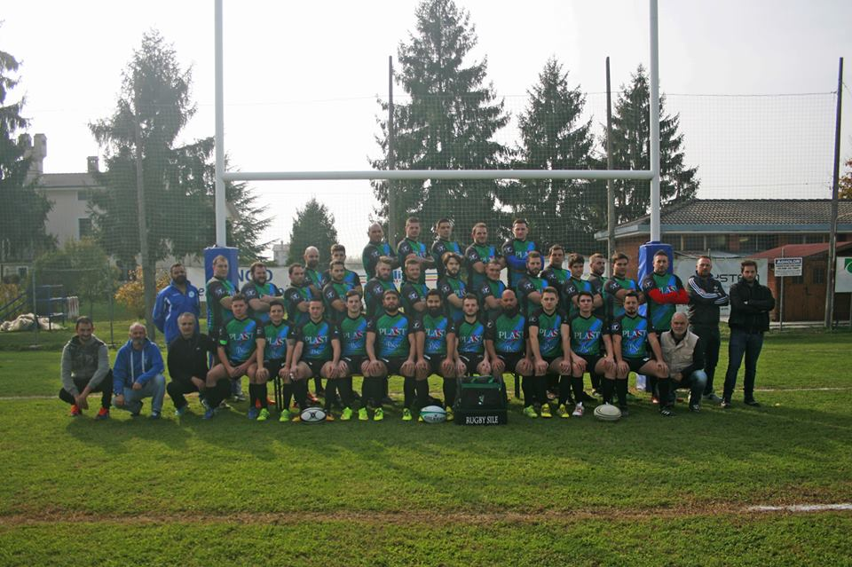 rugby sile foto squadra