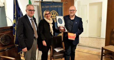Rotary Pn, libro Collovati su aggressività e violenza maschile