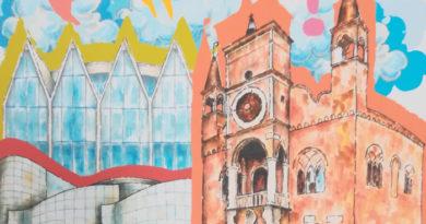 """Nuovi """"murales digitali"""", sabato 22 inaugurazione su muro Gabelli"""