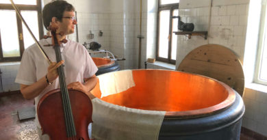 Blanc European Festival aperto dal violoncellista Riccardo Pes