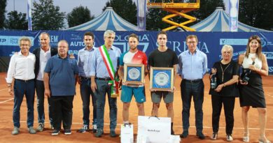 ATP Challenger 90 Acqua Dolomia Serena Wines Tennis Cup Eurosporting, titolo a O'Connell
