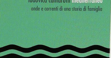 I luoghi del Mediterraneo nell'ultimo libro di Ludovica Cantarutti
