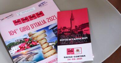Giro d'Italia, presentata la tappa Sacile-Cortina d'Ampezzo